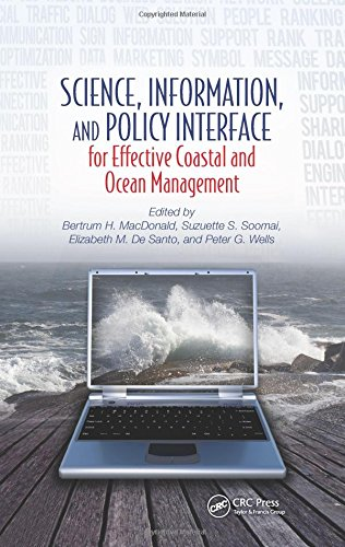 Science, Information, and Policy Interface for Effective Coastal and Ocean Management: MacDonald, ...