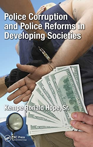 9781498731874: Police Corruption and Police Reforms in Developing Societies