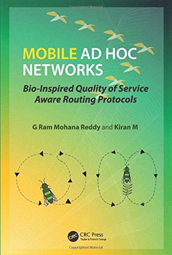 Mobile Ad Hoc Networks: Bio-Inspired Quality of Service Aware Routing Protocols (Hardcover)
