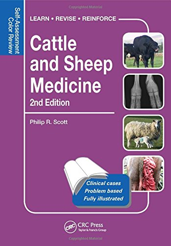 9781498747370: Cattle and Sheep Medicine, 2nd Edition: Self-Assessment Color Review (Veterinary Self-Assessment Color Review Series)