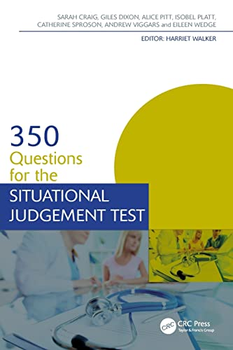 350 Questions for the Situational Judgement Test: Wedge, Eileen, Viggars,