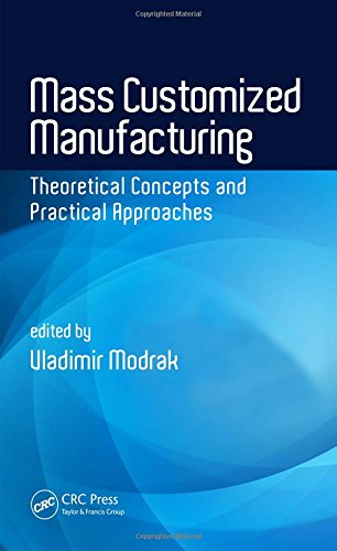 9781498755450: Mass Customized Manufacturing: Theoretical Concepts and Practical Approaches