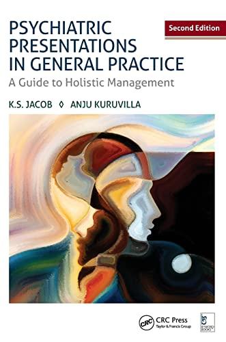 Psychiatric Presentations in General Practice: A Guide: Jacob, K. S.
