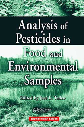 9781498770606: Analysis Of Pesticides In Food And Environmental Samples (Special Indian Edition)