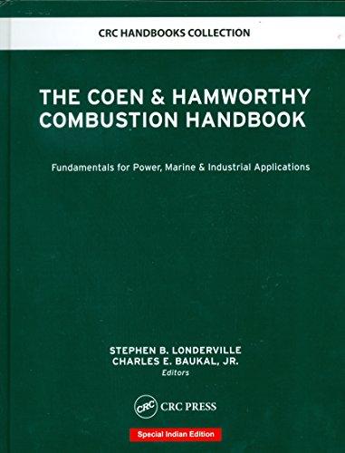 9781498772099: Coen And Hamworthy Combustion Handbook