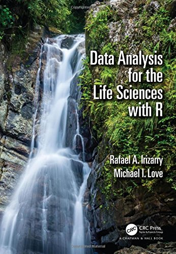 9781498775670: Data Analysis for the Life Sciences with R