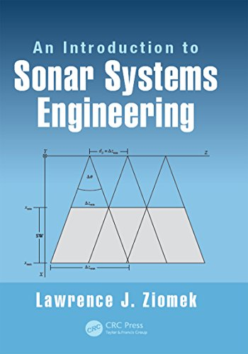 9781498778725: An Introduction to Sonar Systems Engineering