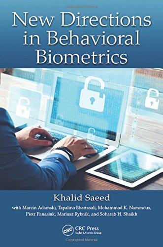9781498784627: New Directions in Behavioral Biometrics