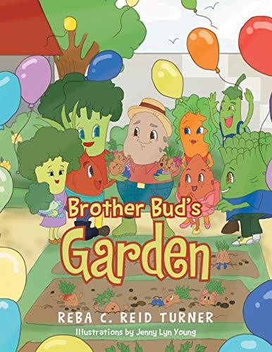 9781499015300: Brother Bud's Garden