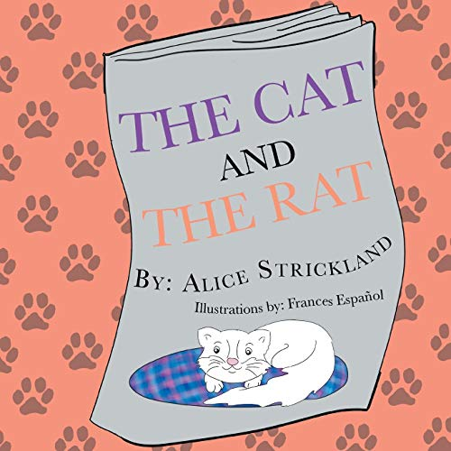 The Cat and the Rat (Paperback): Alice Strickland
