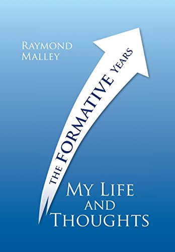 9781499034417: My Life and Thoughts: The Formative Years