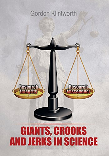 9781499041989: Giants, Crooks and Jerks in Science