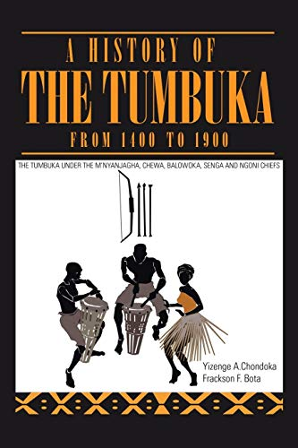 9781499096279: A History of the Tumbuka from 1400 to 1900