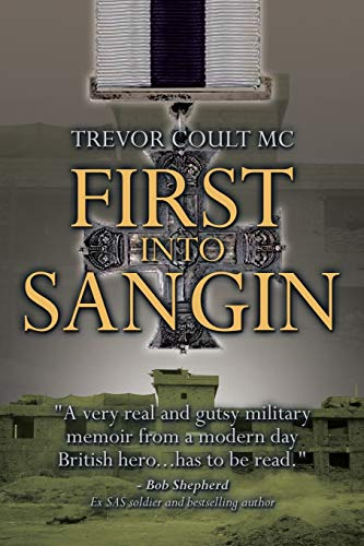 9781499096545: First into Sangin
