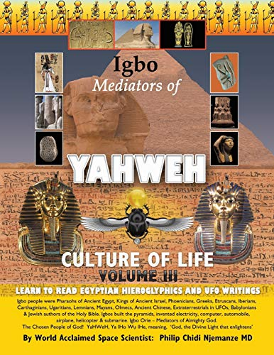 Igbo Mediators of Yahweh Culture of Life: Philip Chidi Njemanze