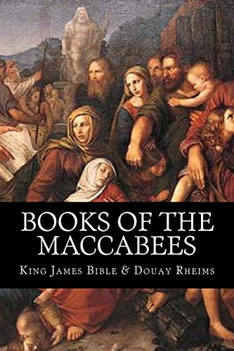 9781499101430: Books of the Maccabees