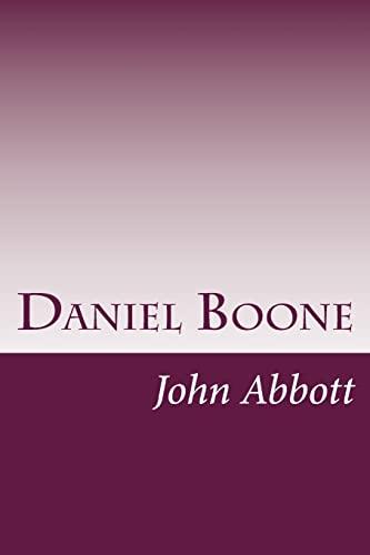 9781499103991: Daniel Boone