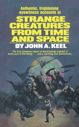 9781499105506: Strange Creatures From Time and Space