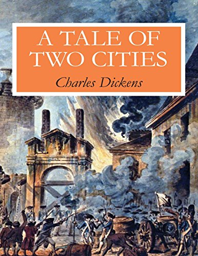 the use of foreshadowing in a tale of two cities by charles dickens Throughout a tale of two cities by charles dickens, charles dickens uses foreshadowing to further the plot of the novel dickens foreshadows the plot in a number of ways.