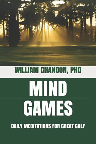 9781499119077: Mind Games: Daily Meditations for Great Golf