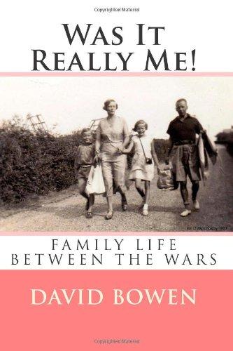 Was It Really Me!: Mr David Bowen