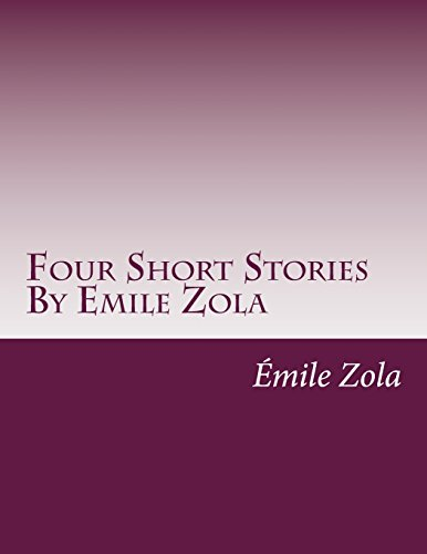 9781499131383: Four Short Stories By Emile Zola