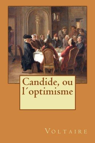 9781499136142: Candide, ou l´optimisme (French Edition)