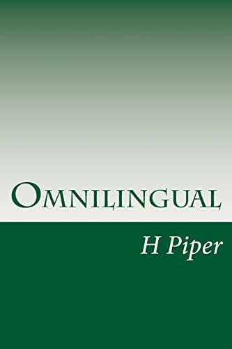9781499150971: Omnilingual