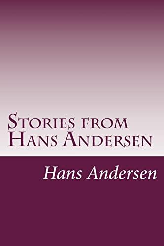 9781499169553: Stories from Hans Andersen