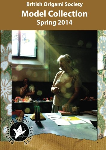 9781499175059: British Origami Society Model Collection Spring 2014