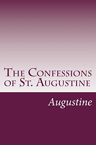 9781499184167: The Confessions of St. Augustine