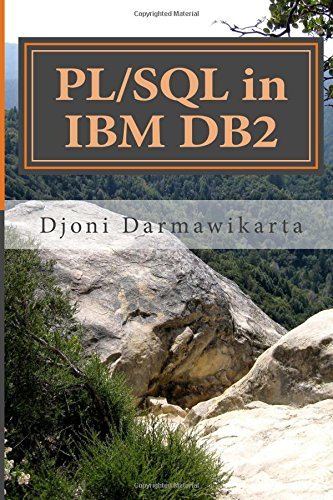 9781499190137: PL/SQL in IBM DB2: A Beginner's Tutorial