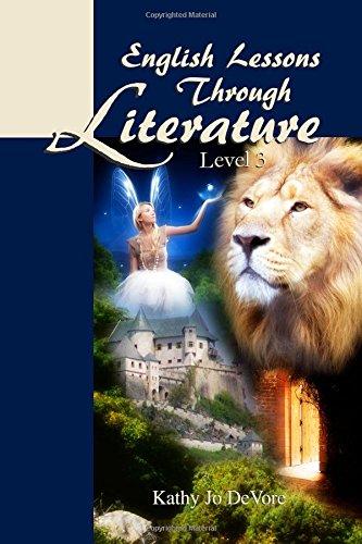 9781499210088: English Lessons Through Literature Level 3