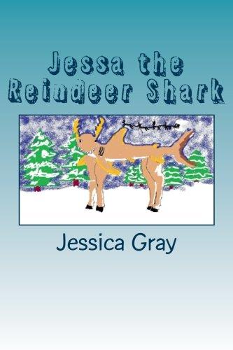 9781499211238: Jessa the Reindeer Shark