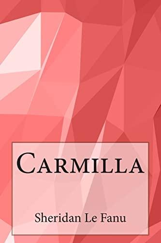 9781499214321: Carmilla