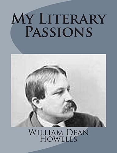 9781499227512: My Literary Passions