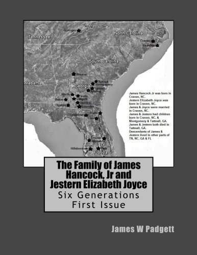 9781499231960: The Family of James Hancock Jr and Jestern Elizabeth Joyce: Six Generations First Issue