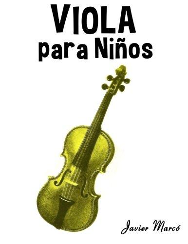 Viola Para Ninos: Musica Clasica, Villancicos de: Marco, Javier