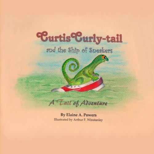 Curtis Curly-tail and the Ship of Sneakers