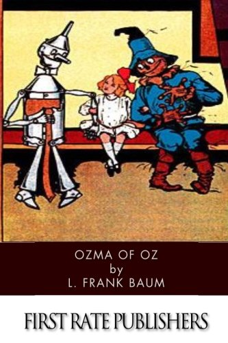 9781499255751: Ozma of Oz