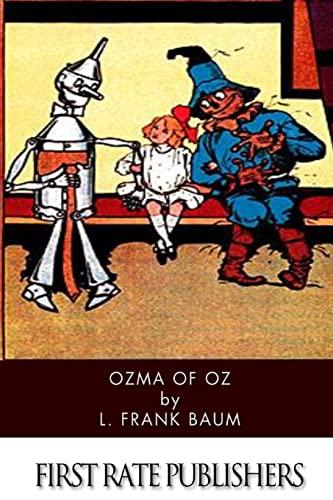9781499255751: Ozma of Oz