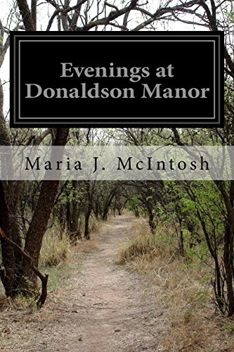 9781499261080: Evenings at Donaldson Manor: Or The Christmas Guest