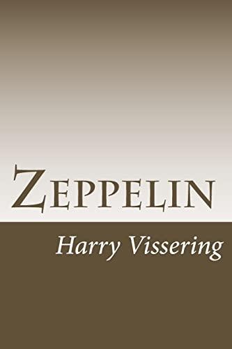 9781499270068: Zeppelin
