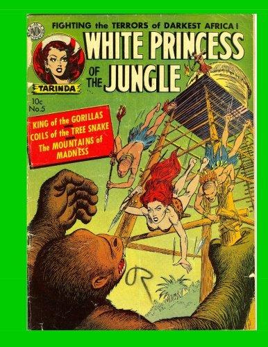 9781499270587: White Princess Of The Jungle #5: 1950's Jungle Comic