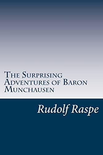 9781499271430: The Surprising Adventures of Baron Munchausen