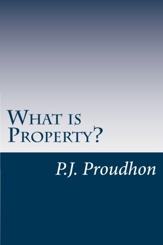 9781499278309: What is Property?