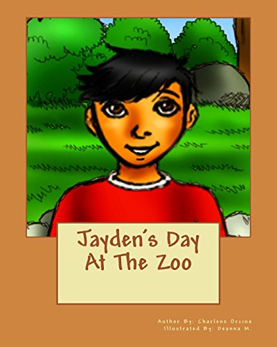 9781499282788: Jayden's Day At The Zoo