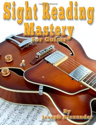 9781499283440: Sight Reading Mastery for Guitar
