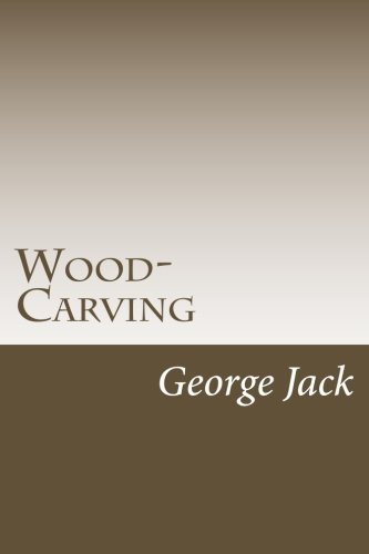9781499286434: Wood-Carving
