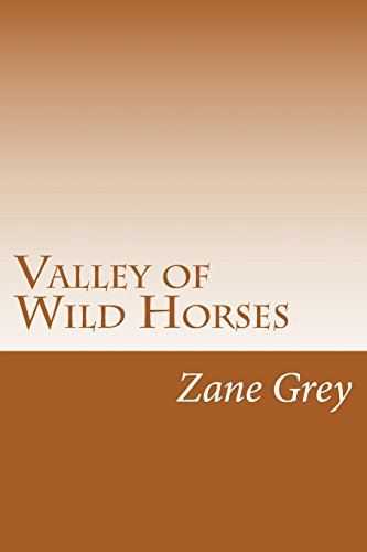9781499294804: Valley of Wild Horses